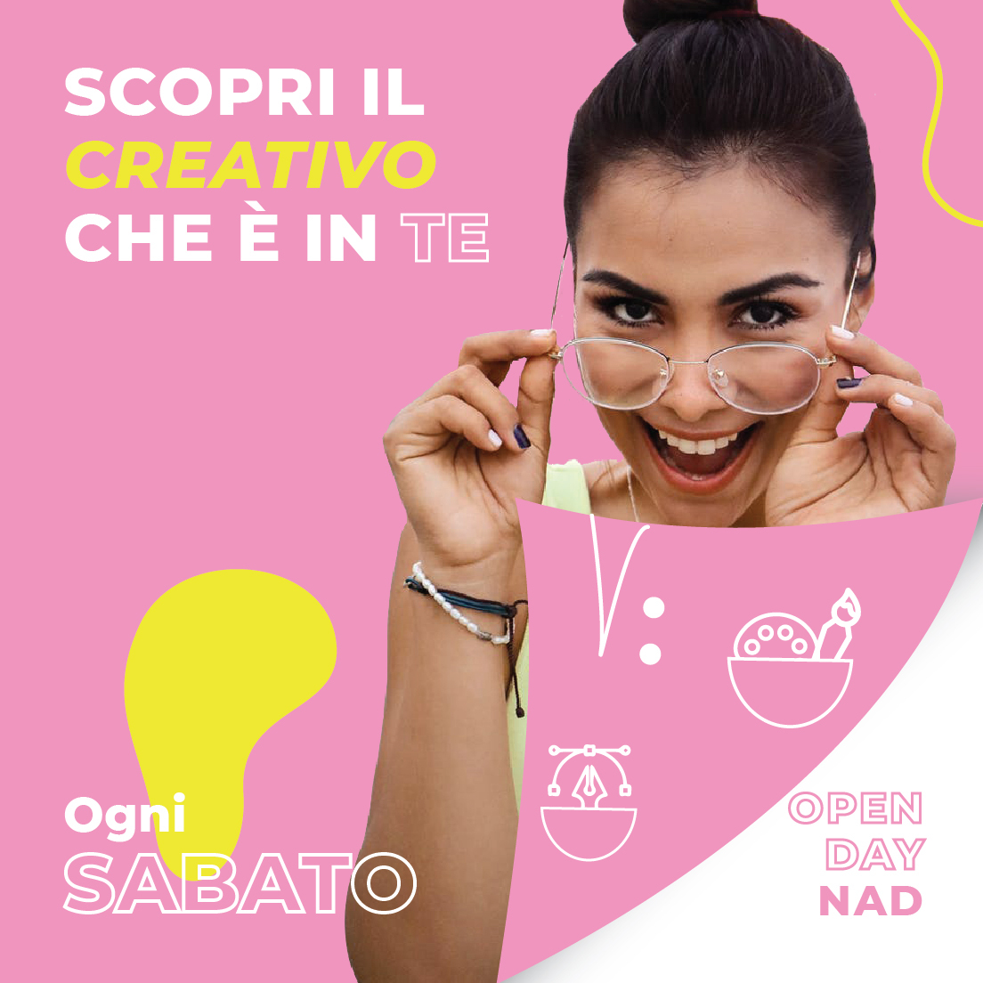 Open Day NAD Accademia Design